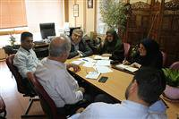 تشکیل اولین نشست هماهنگی برگزاری مراسم گرامیداشت روز دریای خزر