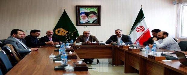 شهردار بیرجند در دیدار و گفتگو با مدیرعامل سازمان عمران و توسعه رضوی: