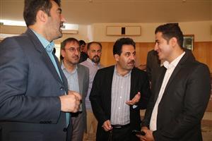 بازدید شهردار سنندج از محل برگزاری کنگره مشاهیر کُرد در دانشگاه کردستان