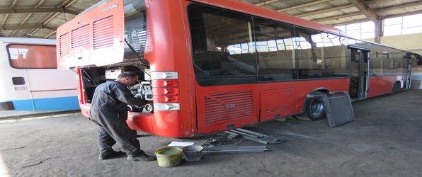 بهسازی اتوبوس های درونشهری...