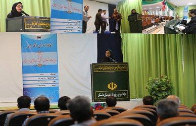 برگزاری کارگاه آموزشی برای بهره برداران و کشاورزان شهرستان ماهنشان بمناسبت هفته صرفه جویی در مصرف آب