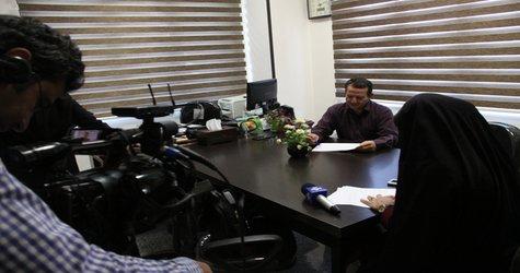 مدیرمطالعات پایه منابع آب شرکت آب منطقه ای زنجان در مصاحبه خبرگزاری صدا و سیما حضور یافت کرد.