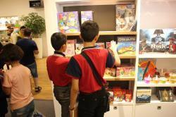 ترویج کتابخوانی در «کتابگردی کودکانه» تابستان