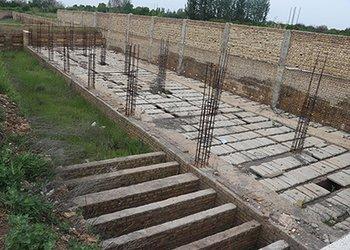 ساخت ۸ حجره خانوادگی در آرامستان بهشت فاطمه(س) قزوین آغاز شد