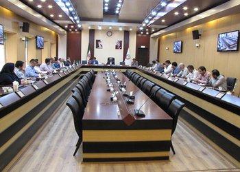 دومین جلسه هماهنگی کمیته های هماهنگی امور اجرایی مناطق در سال ۹۸ برگزار شد