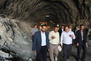 تلاش برای تکمیل بزرگراه ایلام- مهران (محور اصلی اربعین) ادامه دارد