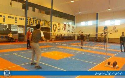جشنواره ورزشی ویژه کارکنان مجموعه شهرداری ساری