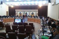 تاکید مدیر کل حفاظت محیط زیست استان کرمان بر استفاده از آب های برگشت پذیر به عنوان جایگزین برداشت آب های زیرزمینی در کار گروه  سازگاری با کم آبی کرمان