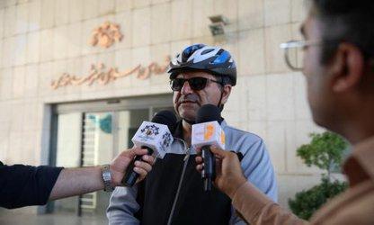 آغاز پویش دوشنبههای با دوچرخه در مشهد