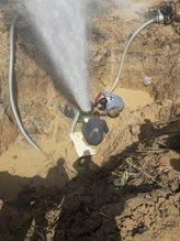 جلوگیری از هدررفت ۳۰ مترمکعب آب آشامیدنی در اهواز