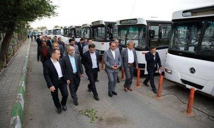 تجهیز ۳۰۰ دستگاه اتوبوس به سیستم سرمایشی