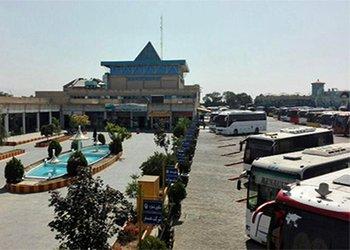 در بهار سال جاری۲ هزار و ۸۶۰ زائر از پایانه آزادگان قزوین به عتبات عالیات اعزام شدند