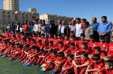 پنجمین دوره آموزش و استعدادیابی فوتبال فرزندان پاکبانان تبریز آغاز شد