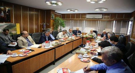 یکصد و بیست و دومین جلسه شورای راهبری و اطلاع رسانی طرح احیا و تعادل بخشی منابع آب