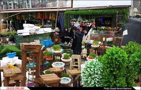 راه اندازی چهارشنبه بازار گل و گیاه در بازار مجیدیه