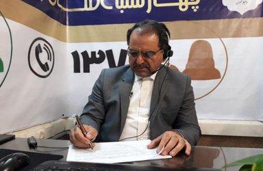پیگیری اصلاح سرعتگیرهای بولوار نماز در پی درخواستهای مردمی ۱۳۷ /  ...