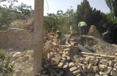 آزادسازی بیش از یکهزار متر مربع  از تصرفات بستر سه رودخانه مهم تهران