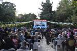 شورای پنجم شادی، نشاط و امید را به مردم مشهد هدیه داد