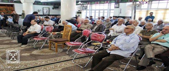 روابط عمومی منطقه دو: گزارش تصویری افتتاح مناره مسجد گلدسته ساغریسازان