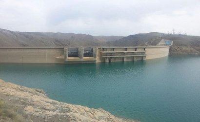 خروجی آب از سد زاینده رود اصفهان افزایش یافت
