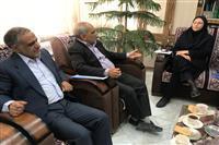 جلسه ارزیابی ستاد امر به معروف اداره کل حفاظت محیط زیست استان کرمان