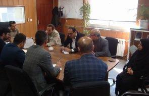 برگزاری کمیته مشترک مدیریت مصرف آب و برق تربت حیدریه
