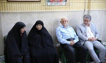 مدیریت شهری مشهد پیوسته خود را محتاج دعای خانواده  ...