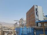 سامانه خنککن مدیای نیروگاه سیکل ترکیبی کازرون به بهرهبرداری رسید