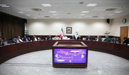 نشست مشترک شهردار، معاونان و شهرداران مناطق با اعضای شورای شهر مشهد
