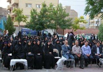 جشنواره بزرگ عفاف و حجاب برگزار شد
