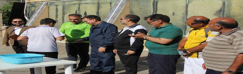 شهروندان بیرجندی همزمان با هفته شهرداریها به همراه شهردار بیرجند مسیر انتهای خیابان غفاری تا ابوذر را رکاب زدند.