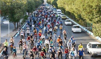 همایش بزرگ دوچرخهسواری در تبریز برگزار میشود