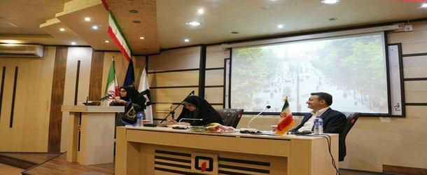 بهره مندی از ظرفیت زنان شاغل در شهرداری رشت در جایگاه های مدیریتی شهرداری