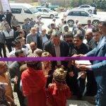اولین واحد مسکونی بازسازی شده در آق قلا افتتاح شد