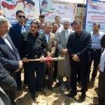 کلنگ احداث ۱۰۰۰ واحد مسکونی در مناطق سیلزه گلستان به زمین زده شد