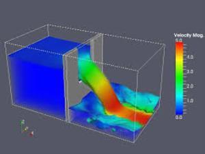 دوره آموزشی حل مسائل دینامیک سیالات و انتقال حرارت با استفاده از OpenFOAM