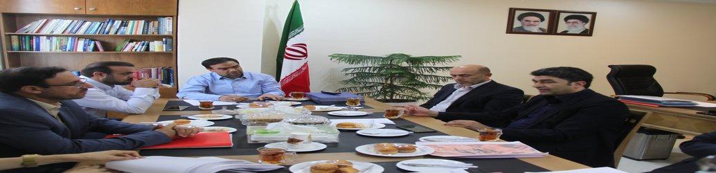 جلسه شورای حقوقی اداره کل راه و شهرسازی استان البرز تشکیل شد