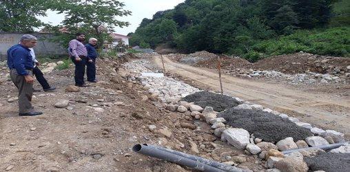 از پروژه های بازسازی سیل مهر ۹۷ شهرستان تنکابن