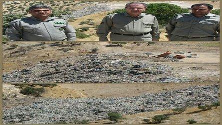 سایت دفن زباله ایلام وضعیت قابل قبول ومناسبی ندارد