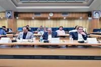 نشست هم اندیشی سازمان محیط زیست و دانشگاه شیراز با حضور معاون دریایی و تالابهای سازمان حفاظت محیط زیست کشور