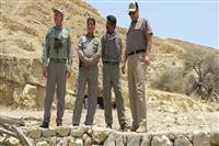 بازدید مدیرکل حفاظت محیط زیست فارس از ادارات تابعه و مناطق حفاظت شده