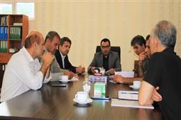 برگزاری جلسه طرح مطالعات توجیهی - تفصیلی پارک ملی گلستان