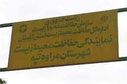 دستگیری عامل شکار غیر مجاز کبک در شهرستان مراوه تپه