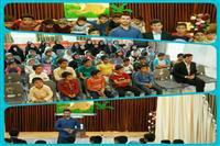 دوره آموزشی آشنایی با حیات وحش جهت کودکان ،در کانون  پرورش فکری کودکان یل آباد ساوه