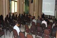 مراسم عزاداری حضرت فاطمه زهرا(س) در اداره کل حفاظت محیط زیست هرمزگان  برگزار شد
