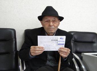 حاج رشید ارتجاعی یکی ازخوش حسابترین شهروندان شبستر