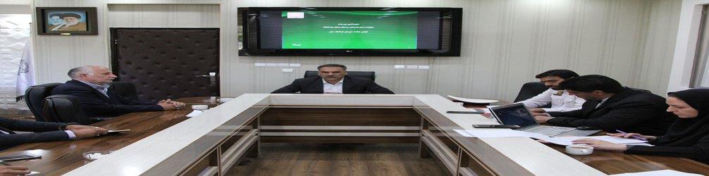 اولین جلسه شورای ترافیک شهر بیرجند تشکیل شد