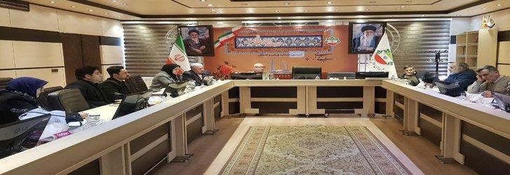 جلسه کمیسیون فرهنگی و اجتماعی شورای اسلامی شهر زنجان برگزار شد