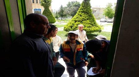 پرداخت ۵ ماه از مطالبات معوق کارگران فضای سبز شهرداری یاسوج