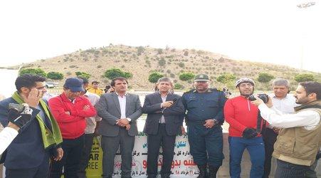 اجرای سه شنبه بدون خودرو در یاسوج با حضور شهردار و رئیس شورای شهر یاسوج/ هدیه ویژه مقدم به شرکت کنندگان/ تصاویر